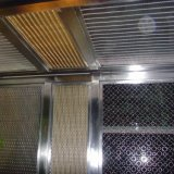 装飾的な金網か構築の金網