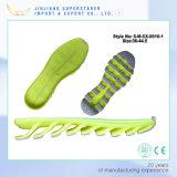 Tache de rouille unique de TPU TPR, moulage courant d'Outsole de chaussures de sport