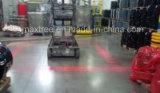 Indicatore luminoso d'avvertimento di zona di rendimento elevato del carrello elevatore rosso di zona pericolosa LED