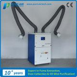 Collecteur de poussière portatif de soudure de fournisseur de la Chine avec deux bras de fumage (MP-3600DA)
