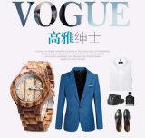 Relógio de madeira da curvatura unisex nova do Slingshot do estilo