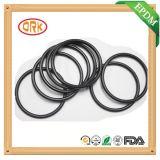 Schwarzer O-Ring des Aushärtungs-Widerstand-EPDM