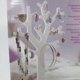 Soporte de la joyería del picosegundo Tree-Shaped