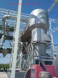 De Machine van de Braadpan van de Flits van het Zetmeel van de maniok/de Droger van het Zetmeel