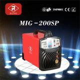 Máquina de soldadura do inversor IGBT MIG (MIG-160SP/180SP/200SP)
