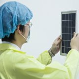 énergie solaire 12W pour le système domestique