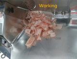 Venda quente carne de peixes congelada do Slicer da carne que corta a máquina de estaca com Fqp-380