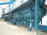 Equipamento completo de granulagem seco para fertilizantes da fórmula para o MAPA