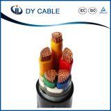 600/1000 voltaje medio del voltaje, cable de transmisión de cobre del conductor
