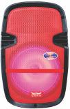 Goedkope Spreker F-8m van de Batterij Bluetooth van 8 Duim Kleurrijke