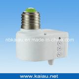 2012 de Nieuwe Houder van de Lamp van de Sensor van de Microgolf van het Ontwerp E27 B22