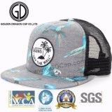 Nuevo casquillo del camionero de la era del estilo del sombrero del Snapback 2017 con bordado de encargo