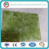 Vidrio de seda de la impresión con toda la clase de diseño