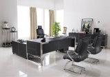 Tabella dell'ufficio del cuoio PVC/MDF di disegno di Fashion&Modern (V3)