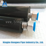 Double pipe d'Inox pour les chauffe-eau solaires