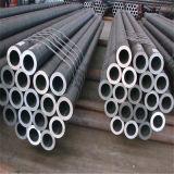 Tubo de acero de carbón de los materiales de construcción/tubo inconsútiles laminados en caliente del acero del hierro