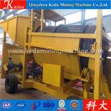 Máquina de mineração do ouro da tela do Trommel do ouro de China (KDTJ-200)