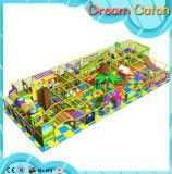 Campo de jogos interno do preço de fábrica da série da floresta com certificado do GS