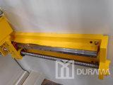 Freno con Estun E200p con dos ejes, freno de la prensa hidráulica de la prensa del CNC