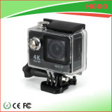 Le meilleur mini appareil photo numérique du WiFi 4k pour le sport imperméabilisent 30m