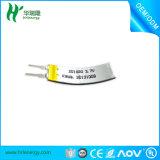 Die dünnste und kleinste Li-Plastik-Batterie 3.7V 43mAh/ultra dünne Batterie Li-PO