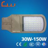 Aluminiumsolarstraßenlaterneder lampen-Q235 30W LED