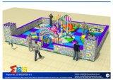 Magisches Schloss-Innenspielplatz-Gerät für Kleinkind
