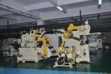Alimentador servo e Uncoiler do Straightener do Nc da máquina da automatização usando-se pela tecnologia de Alemanha e de Japão