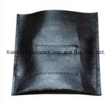 Мешок Drawstring кожи Faux способа изготовленный на заказ малый металлический