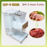 Тип Slicer автоматизации миниый свежего мяса, резец мяса (QW-3)