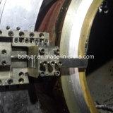 分割フレーム、電動機(SFM4248E)で切断し、面取り機