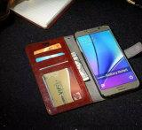 iPhone аргументы за телефона PU бумажника PU кожаный