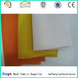 Tela impermeable ligera revestida del PVC para las cubiertas