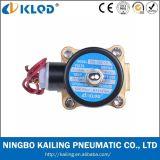 2W025 Minitypen preiswerter Wasser-Magnetventil 220V Wechselstrom