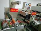 Contrassegnare la macchina tagliante della base piana con la Caldo-Timbratura, laminante