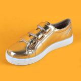 جديدة وصول نوع ذهب فتى وبنات ثلاثة [هووك&لووب] جديات حذاء رياضة