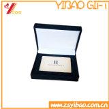 Boutons de manchette de vente chauds de qualité avec la boîte-cadeau (YB-HD-114)