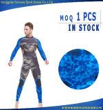 Swimwear подныривания Scuba камуфлирования неопрена с резиновый пусковой площадкой колена