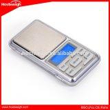 Échelle Pocket populaire de bijou du modèle 500g/0.1g