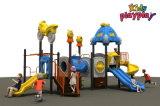 Пластичное скольжение для скольжения района напольной спортивной площадки детей парка общественного (KP-B303)
