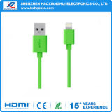 OEM 8 Pin 땋는 철사 Sync 데이터 충전기 USB 케이블