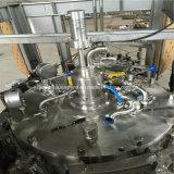 Завод автоматического пива стеклянной бутылки заполняя