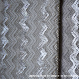 Tissu décoratif tissé de sofa de polyester de jacquard