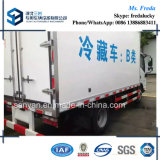 Camion del congelatore del camion del frigorifero di Isuzu Fvr 10t 6.4m
