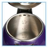 Hohe Qualität Lila Edelstahl Wasserkocher mit Skala Mark