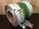 Película laminada Pet/VMPET/PE para el empaquetado farmacéutico