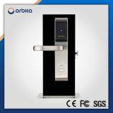 Blocage de porte d'hôtel de clé de carte d'IDENTIFICATION RF d'acier inoxydable du système 304 de contrôle d'accès de chambre de hôtel