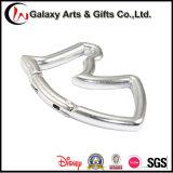 Het beste het Verkopen Dier Gevormde Paard Carabiner van Keychain van het Aluminium van de Nieuwigheid
