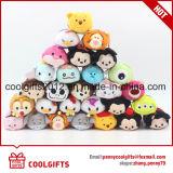 Trousseau de clés fait sur commande de peluche de jouets d'animaux de modèle neuf petit