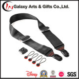 Wholesale OEM Polyester Black Camera Shoulder Design Neck Strap